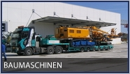 Transport Baumaschinen