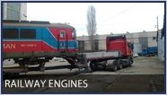 railway engines transport